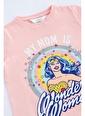 Penti Kız Cocuk  Pijama Takımı  In Fabrıc - Cotton %100   Renkli